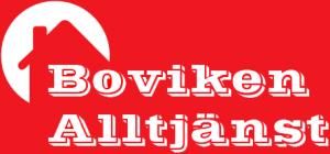 Logga red - Boviken Alltjänst AB